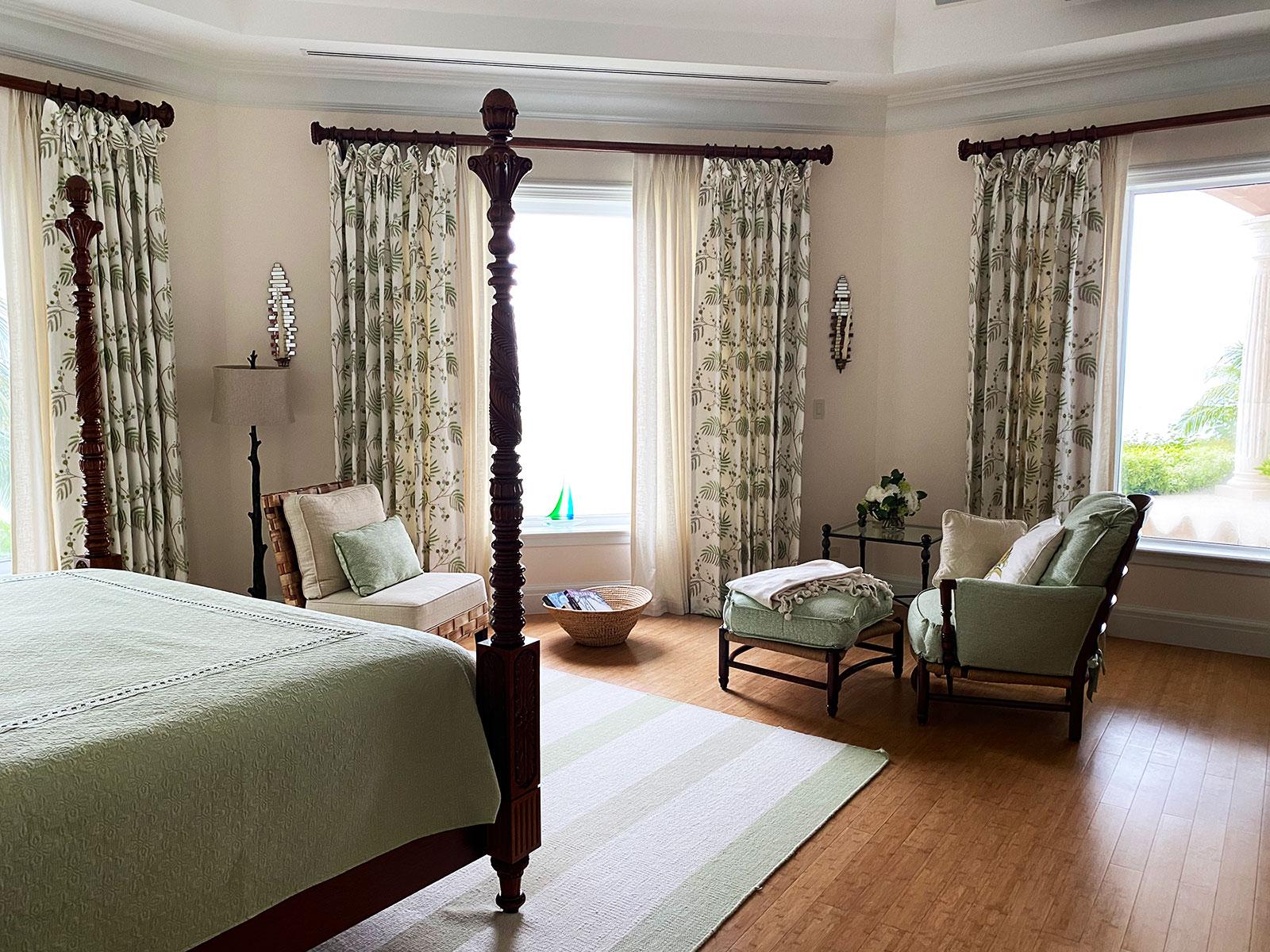 Charleston Bedroom Interior Design