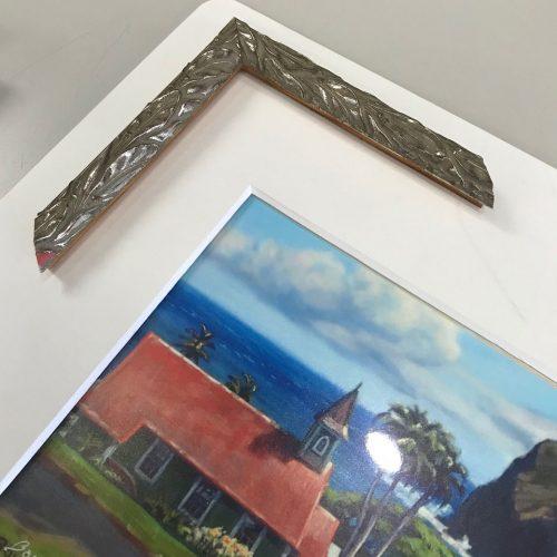custom framing charleston sc